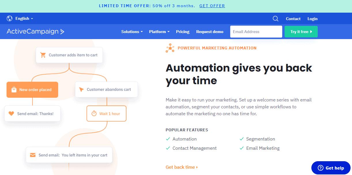 ActiveCampaign - Automation
